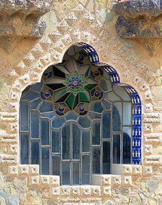 Torre Bellesguard 1900-1909 Architects: Antoni Gaudí i Cornet / Domènec Sugrañes i Gras