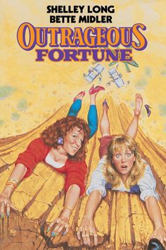 outrageous fortune movie - Google Search Buddy Movie, 2 Movie, Carol Ann Susi, Peter Coyote, Acting Class, Classic Comedies, Bette Midler, George Carlin