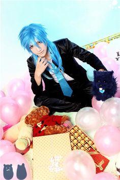 Bánh bao và HANA (包子 & HANA) Aoba Segaraki Cosplay Photo - WorldCosplay