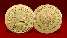 Złote monety Imperium Rzymskiego - Brutus