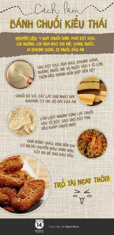 Công thức chuối chiên phiên bản Thái ngon mà dễ bất ngờ - Ảnh 2.