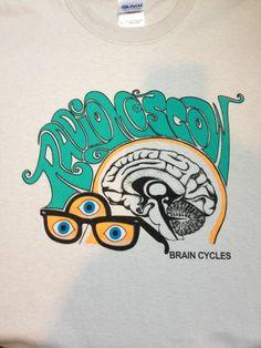 1db35e5ef RADIO MOSCOW - Brain Cycles - T Shirt