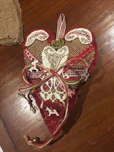 Red heart MAB ambiente, Mira Anna Barsa