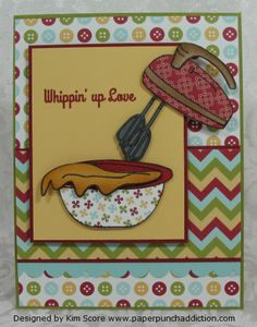 Paper Punch Addiction: Peachy Keen Stamps September Release