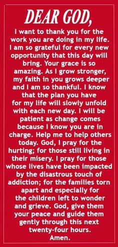 Powerful Sunday Thanksgiving Prayer