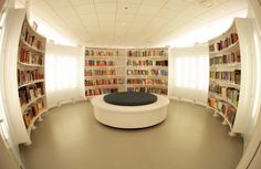 Books in the round...