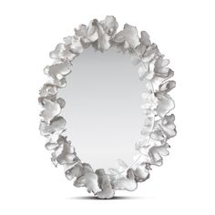 """Through the Looking Glass: 10 Chic Modern Mirrors (This is """"the Coco Mirror from Made Goods"""")"""