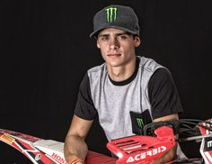 MXGP: Tim Gajser é o novo piloto Monster energy