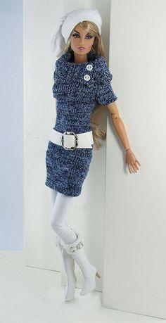 Barbie Model by Gwendolyn's Treasures on  Flickr
