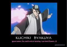 Kuchiki Byakuya by Gotokuneko.deviantart.com on @deviantART