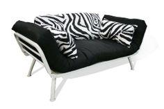 American Furniture Alliance Modern Loft Collection Futon Mali Flex Combo, Zebra Print by American Furniture Alliance Modern Loft Collection, http://www.amazon.com/dp/B0061R0M7W/ref=cm_sw_r_pi_dp_Kc6mrb024APW6