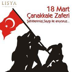 18 Mart Çanakkale Zaferi ve Şehitleri Anma Gününde başta Gazi Mustafa Kemal olmak üzere aziz şehitlerimizi ve gazilerimizi saygıyla anıyoruz. #LisyaBeautyBebek #18Mart #ÇanakkaleZaferi #SaygıylaAnıyoruz