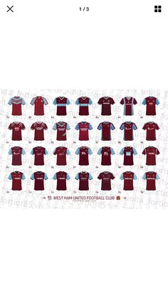 Desperate For Soccer Advice? Soccer Tips, West Ham, Play Soccer, Irons, Football Shirts, Premier League, Sports, Hs Sports, Football Jerseys