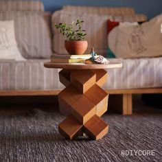Woodworking Techniques, Woodworking Projects Diy, Diy Wood Projects, Furniture Projects, Wood Crafts, Woodworking Wood, Furniture Design, Popular Woodworking, Furniture Stores