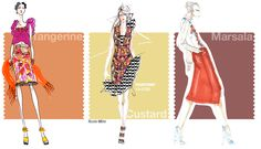 Upper East Side Stylist: Pantone | Fashion Color Report Spring 2015