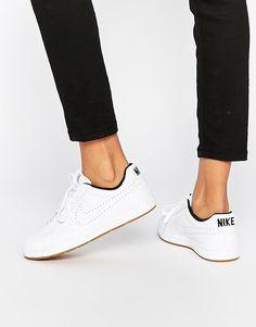 Imagen 1 de Zapatillas de deporte clásicas de cuero Ultra de Nike