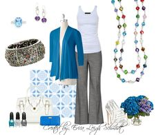"""Jubilee"" necklace, ""Royal Design"" bracelet. ""Susanna"" earrings. ""Seascape"" ring"