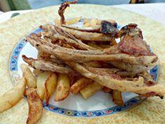 Chuletillas De Lechazo Con Patatas. Reserva online en EligeTuPlato.es
