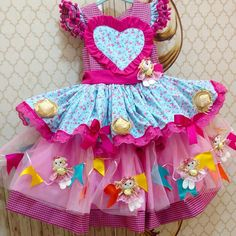 Post by donaantoniapetit on In Cute Girl Outfits, Cute Outfits For Kids, Cute Girls, Country Dresses, Everyday Dresses, Candy Colors, Pretty Dresses, Halloween Party, Girl Fashion