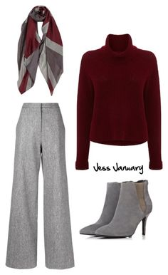"""""""Untitled #440"""" by jessjanuary ❤ liked on Polyvore featuring ADAM and 360 Sweater"""