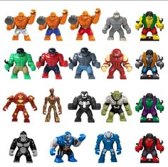 Single big Super Hero Minifigures Avengers Thanos Hulk  $8.95 and FREE shipping  Get it here --> https://www.herouni.com/product/single-big-super-hero-minifigures-avengers-thanos-hulk/  #superhero #geek #geekculture #marvel #dccomics #superman #batman #spiderman #ironman #deadpool #memes