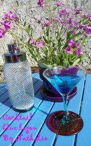 """Drink  """" Cocktail Blue Lagon """"  http://www.signe-deco.org/article-cocktail-blue-lagoon-variante-117102567.html"""