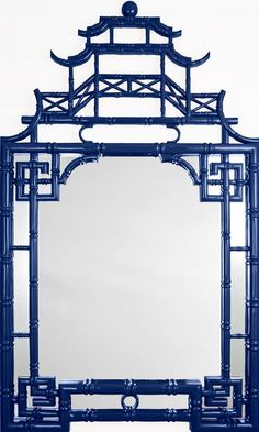 Inspired By The Tiered Towers Of East Asia, This Oversized Pagoda Mirror Is  Exquisitely Crafted