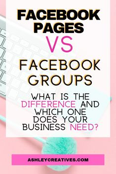 Facebook has groups and pages? Yep. So which one do you actually need for your business? What is the difference between a page and a group? What do you put on a page and can you put the same thing in a group? If we want successful businesses do we need either or both? And how do we run a page or a group once we have them set up? #facebook #facebookmarketing