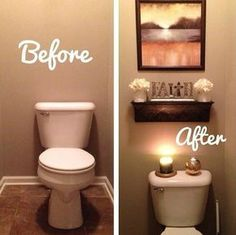 Before And After Bathroom Apartment Bathroom Rental Bathroom Bathroom Makeover On A Budget First Apartment Decorating Diy 30 Creative And Practical Diy Bathroom Storage Ideas First Bathroom Decor Home Tour Small Apartment Bathroom Bathroom Our… Rental Bathroom, Bathroom Remodeling, Remodeling Ideas, Master Bathroom, Downstairs Bathroom, Budget Bathroom, Simple Bathroom, Bathroom Toilets, Dorm Bathroom