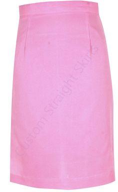16040f4073 Pretty Polka Dots Semi Flared Skirt by ElizabethCustomSkirt, $50.00 | Custom  made Skirts | Flare skirt, Polka dots, Skirts