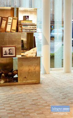 Lalegno Parket - Plankenvloer – Vloer Hout Eik – Meerlaags Samengesteld - Parquet Floor - Oak Wood - Multilayer - Engineered - Floorboards - Parkett - Boden - Bodenbelag - Holz Eiche - Mehrschichtparkett - Landhausdielen - Plancher - Revêtement De Sol Bois - Chêne Multicouche – Barn Collection – Design – wandbekleding – wall covering – revêtement mural - Wandbekleidung