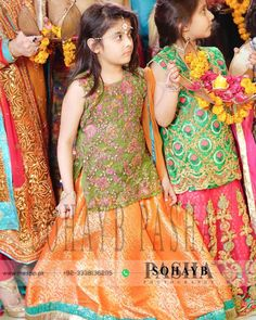 In Pakistan and india mostly on ocassions mehndi, mayoon, dholki, haldi celeberate by dressing up themselves and their kids on wedding days.Kids Party wear, Kids easter wear, Kids at weddings, Kids formals. #kidswear #kidsparty #partywear #formalwear #desikids #pakistan