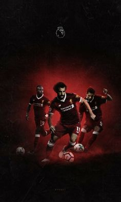 Liverpool Football Club, Liverpool Fc, Squad Photos, Mo Salah, Red Day, Walking Alone, Premier League, Athlete, Soccer