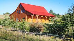 QMO1107 - Ponderosa Country Barn Home1