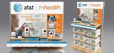 AT&T Baby Monitors retail endcap display needed to Introduce AT&T Merchandising Ideas, Retail Merchandising, Branding Design, Logo Design, Toy Packaging, Shelf Display, T Baby, Baby Monitor, Wood Paneling
