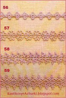 crochet home: Edgeing Irish Lace, Crochet Home, Thread Crochet, Crochet Clothes, Mittens, Cross Stitch, Embroidery, Knitting, Crafts