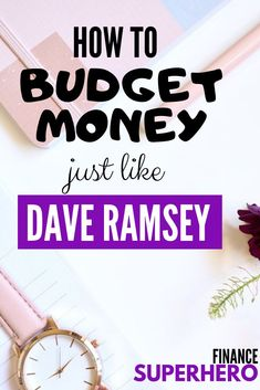 Learning how to budget money can be overwhelming, but it doesn't have to be that way. This Dave Ramsey budget method is quick and easy -- and free. If you're ready to make budgeting finances a breeze, you're in the right place! Ways To Save Money, Money Tips, Money Saving Tips, Budgeting Finances, Budgeting Tips, Making A Budget, Making Ideas, Marriage Advice Quotes, Budget Planer