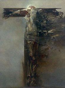 Zdislav Beksinski - Untitled (319)