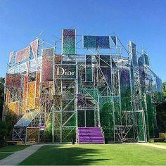 Dior Couture FW15   Museé Rodin   By Bureau Betak #Dior #DiorCouture #BureauBetak