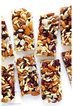 7 Homemade protein bars that boost energy and help you lose weight from EatThis.com