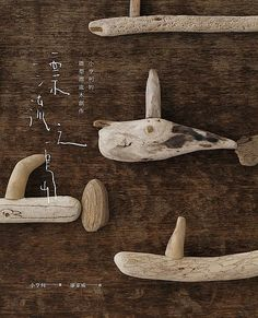 drift wood exhibition