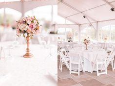 Simple Wedding Reception | Sharon Elizabeth Photography