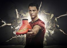 NIKE, Inc. - Cristiano Ronaldo with Mercurial Superfly