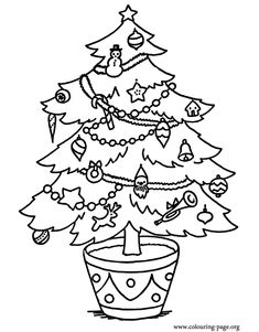Awesome Assortment Of Christmas Coloring Sheets For All Ages And Abilities