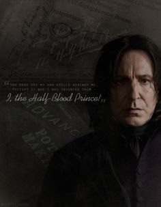 Severus Snape January, 1960 – 2 May, was an English half-blood wizard serving as Potions Master Defence Against the Dark Arts professor and Headmaster of the Hogwarts School of Witchcraft and Wizardry as well as a member of the Order of the Phoenix. Harry Potter Severus Snape, Alan Rickman Severus Snape, Ron And Hermione, Harry Potter Actors, Harry Potter Quotes, Harry Potter World, Professor Severus Snape, Severus Rogue, Snape Always