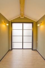 Big door - interior element.