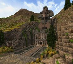 The Guardian Minecraft Project
