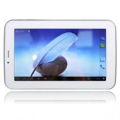 AMPE A75 Allwinner A13 Dual Core 7 Inch Android 4.2 2G Phone Tablet