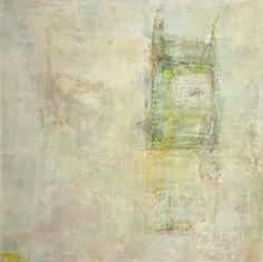 Lisa Pressman, Quiet Space 24 x24 oil