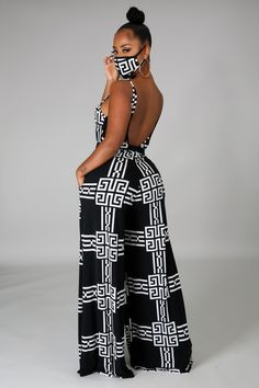 African Fashion, Plus Size Fashion, Wide Leg, Formal Dresses, Model, How To Wear, Jumpsuits, Jumpsuit Style, Clothes